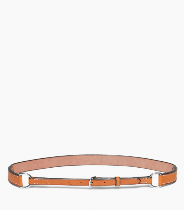 Guibert Paris - Breastplate belt in vegetable leather