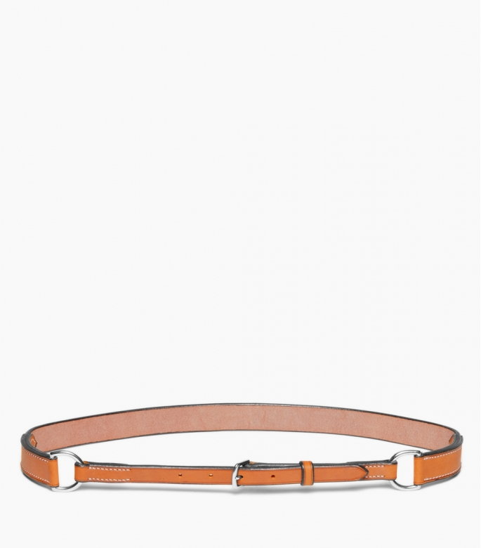 Guibert Paris - Breastplate belt in vegetable leather
