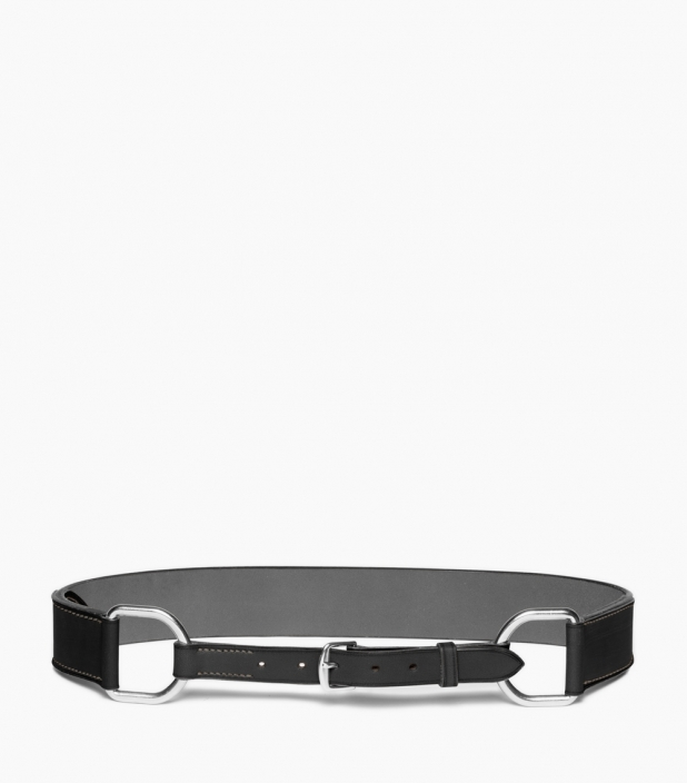 Guibert Paris - Breastplate belt full size in vegetable leather