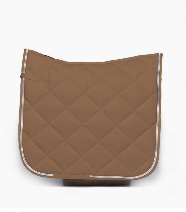 Guibert dressage saddle pad Light brown