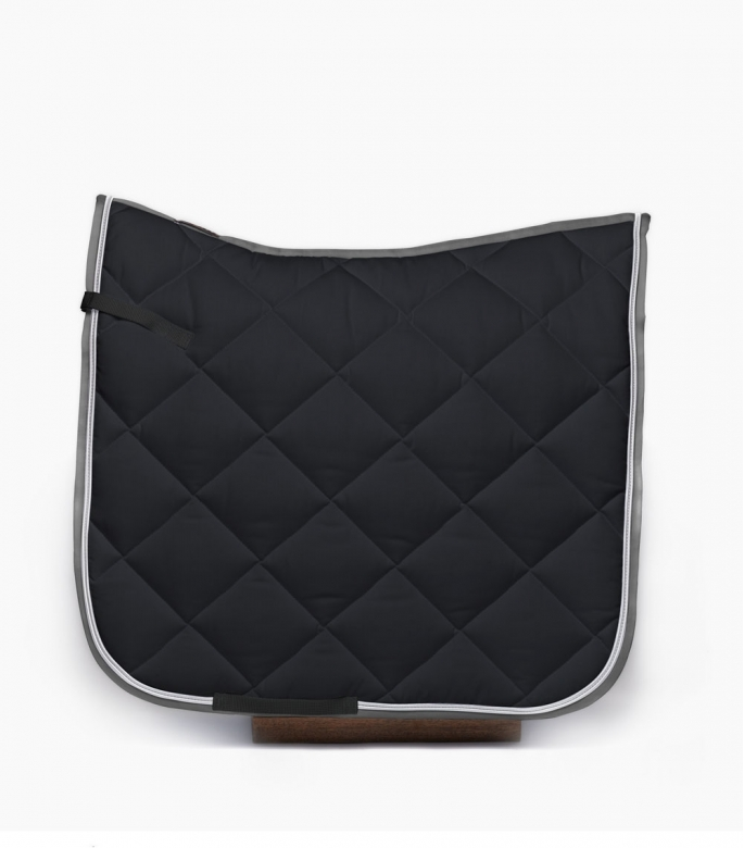 Guibert dressage saddle pad black