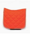 Guibert dressage saddle pad orange