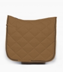 Guibert dressage saddle pad Light brown