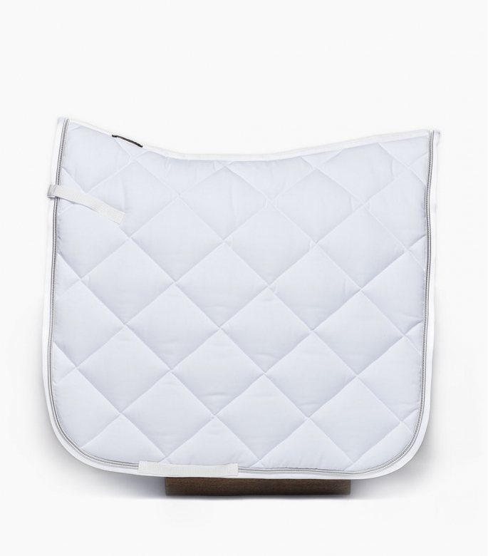 Guibert dressage saddle pad White