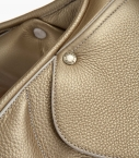 Guibert Paris - Gold leather saddle