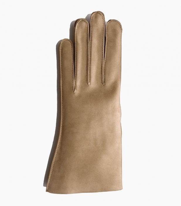 Men's riding gloves, bay