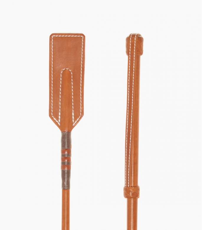 Guibert Paris - Smooth leather whip