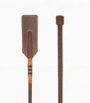 Guibert Paris - Braided leather whip