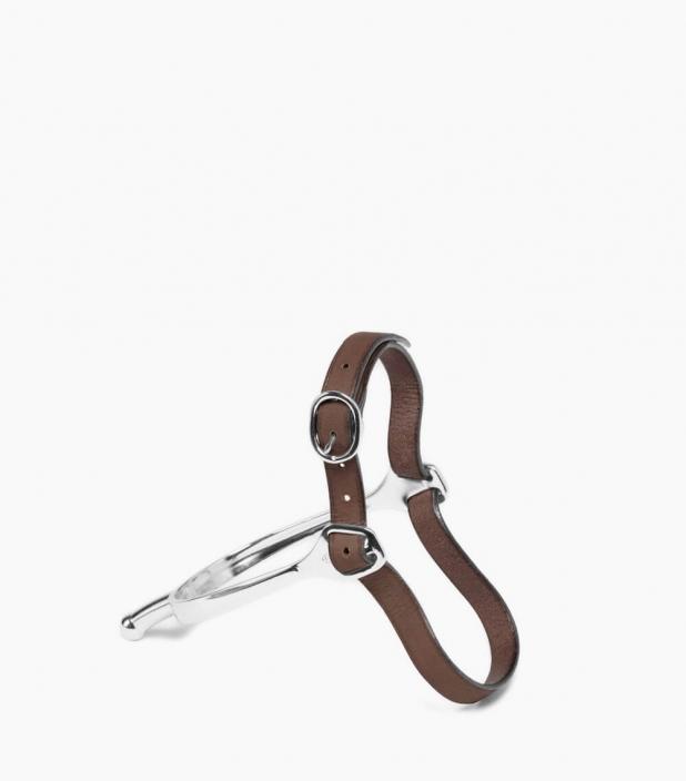 Spurs straps, havana