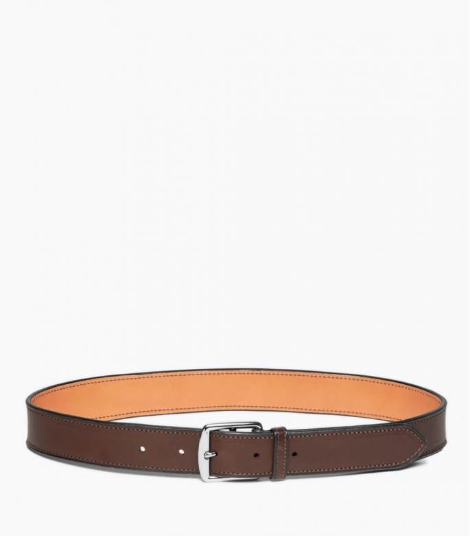Guibert Paris - Stirrup Buckle leather Belt 35 mm