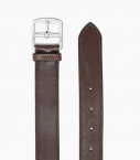 Guibert Paris - Stirrup Buckle leather Belt 35 mm