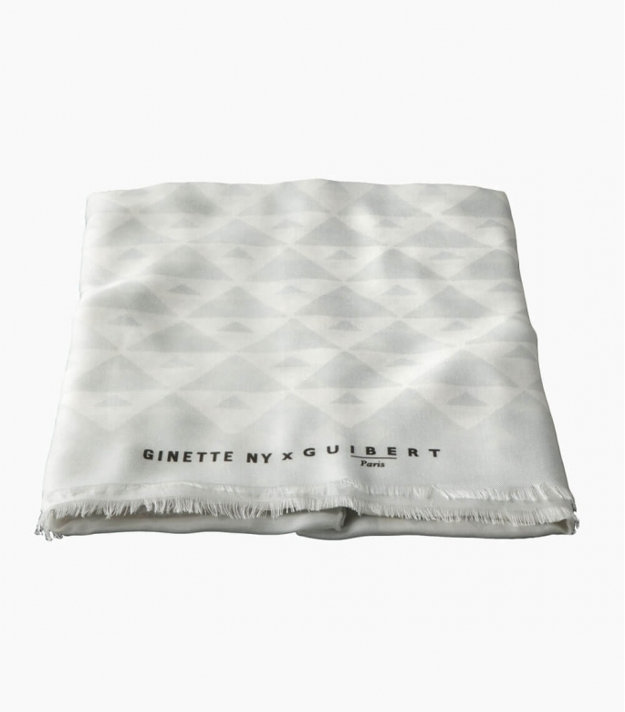 Guibert Paris - Quarter marker scarf 70 cm
