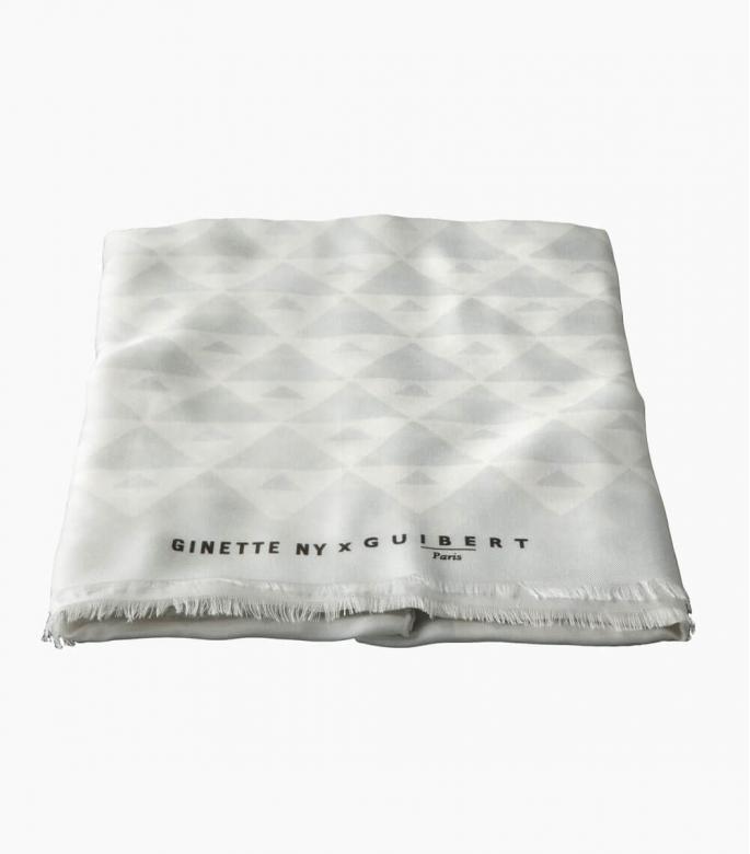 Guibert Paris - Quarter marker scarf 70 cm