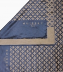 Echarpe Quarter Marker coton & soie, rouan