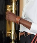 Bracelet de force Barénia® Indiana, porté poignet