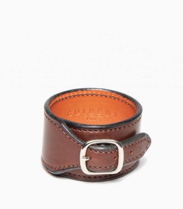 Bracelet de force Barénia® Indiana, havane