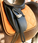 Guibert Paris - Leather stirrups