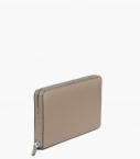 Zipped organizer 8c taurillon, dove