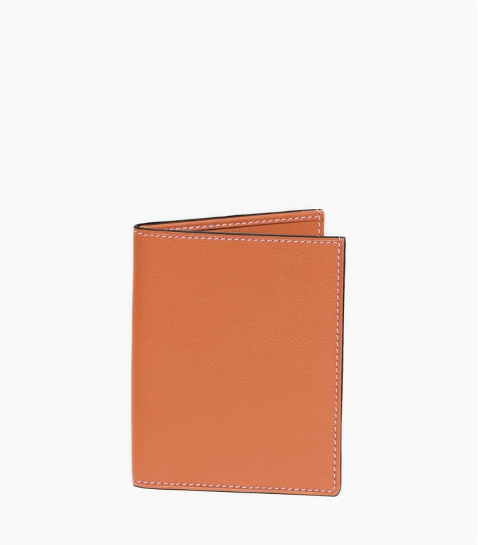 12 Cards european wallet, gold