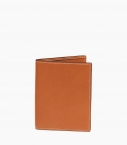 Guibert Paris Natural leather wallet 12 cards holder