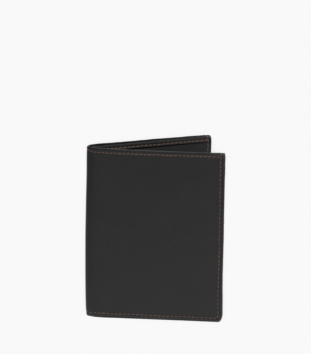12 Cards european wallet, black