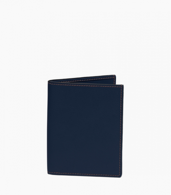 12 Cards european wallet, sapphire