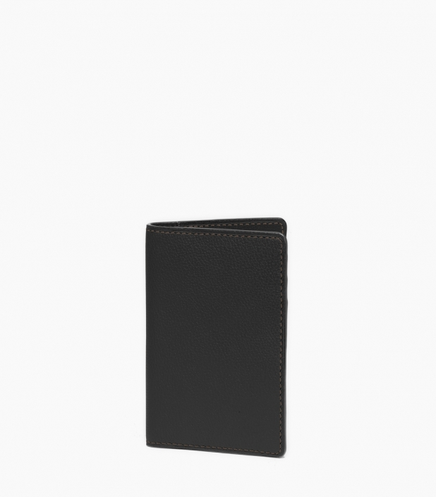 Guibert paris - Porte feuille slim en cuir taurillon
