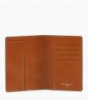 Passeport holder Barénia® Indiana, gold