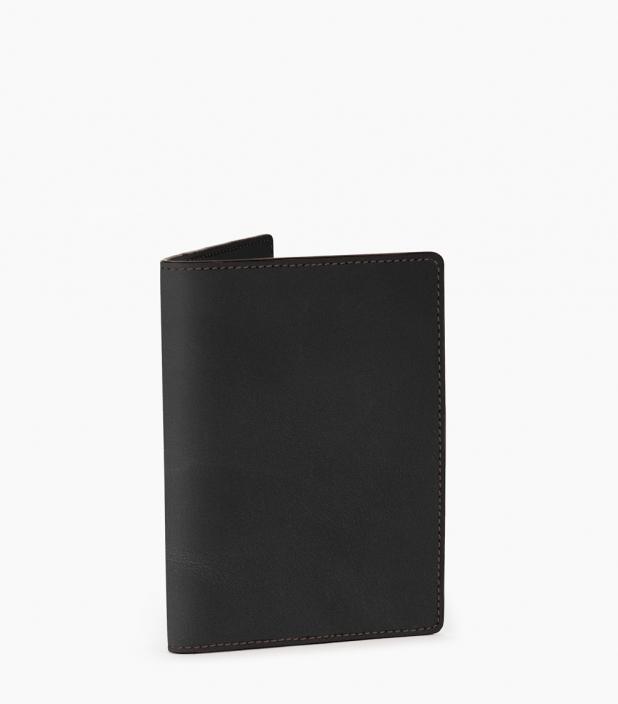 Passeport holder Barénia® Indiana, black