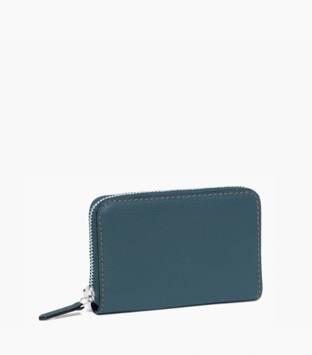 Guibert Paris - Zipped Change Purse 4 cards