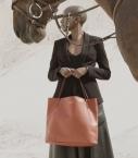 Saddle Bag Pony taurillon Pessoa, Massaï