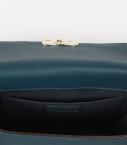 Allure bag taurillon Pessoa, gold