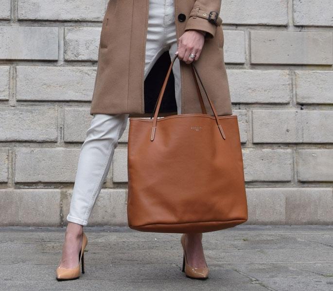 Le Saddle Bag