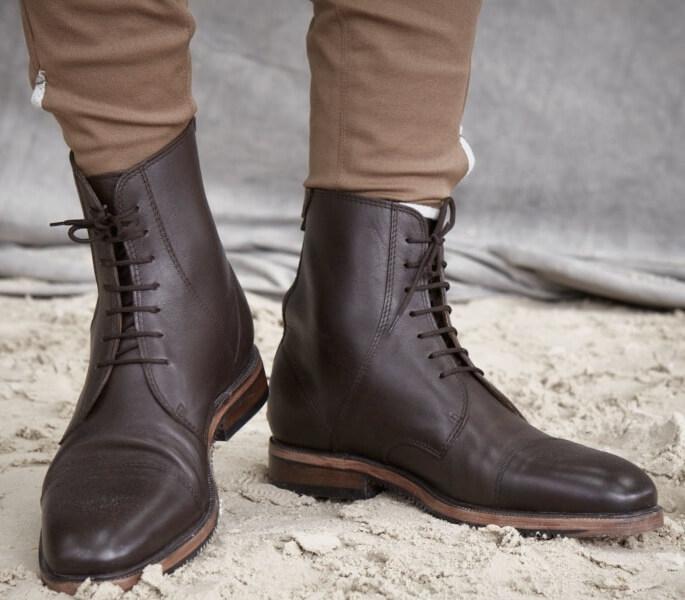 Boots & mini-chaps