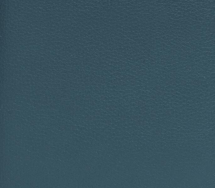 Pessoa Taurillon leather, bleu canard