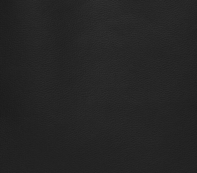 Cuir taurillon Pessoa - noir