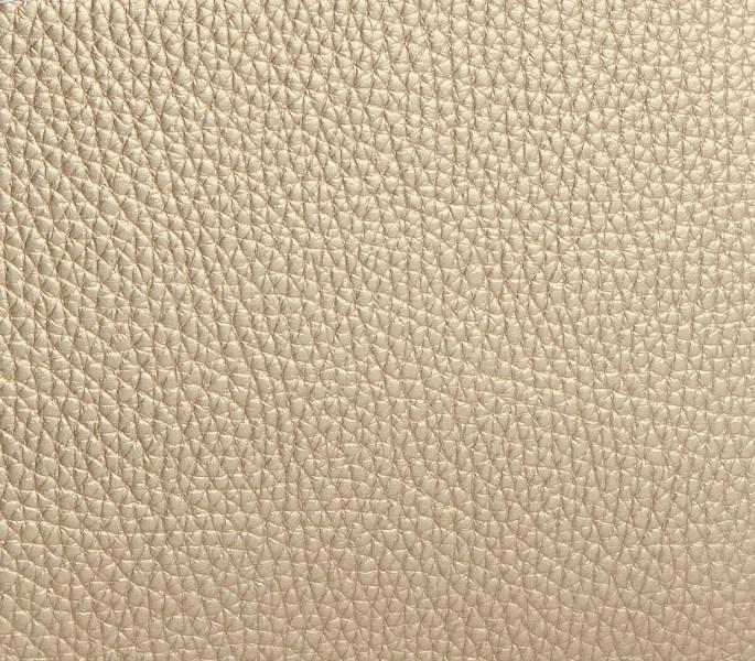 Taurillon Socoa leather, golden