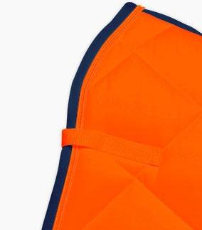 Orange/Orange/Navy