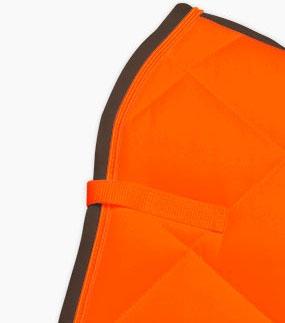 Orange/Orange/Marron
