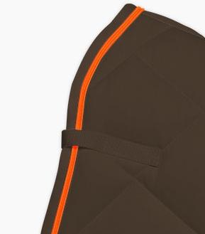 Marron/Orange/Marron